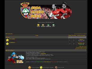 SUPA Mario Bros Forum