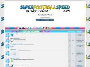 Super Football Speed