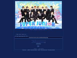 .• ๑๑ •ELF_Super Junior_ELF • ๑๑ •.