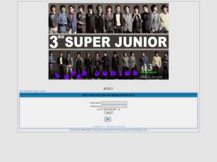 The World of Super Junior