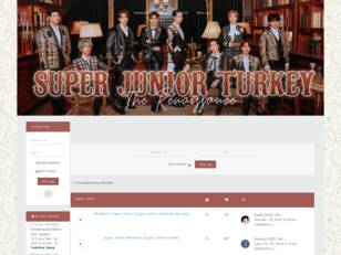 Super Junior  Turkey - 슈퍼주니어