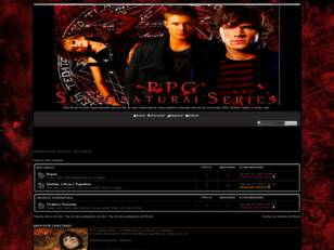 Forum gratis : Supernatural Series