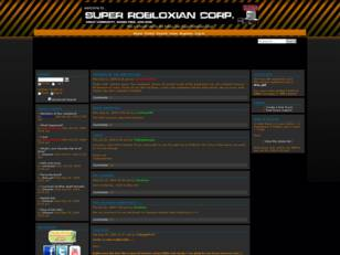 Super Robloxian Corp Forums