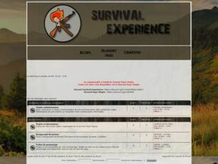 Survival Experience