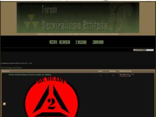 Forum Survivalisme Attitude