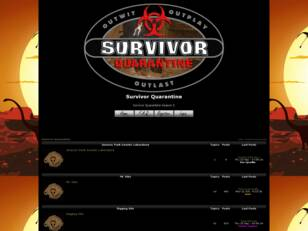 Survivor Quarantine