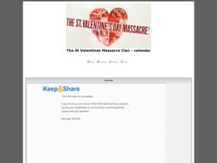 The St Valentines Massacre Clan