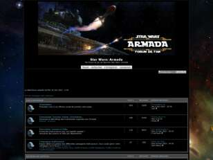 Forum Star Wars: Armada non officiel
