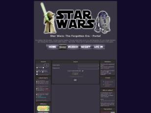 Free forum : Star Wars: The Forgotten Era