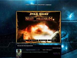 Star Wars the Next Millenium