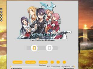 Sword Art Online RPG-Forum