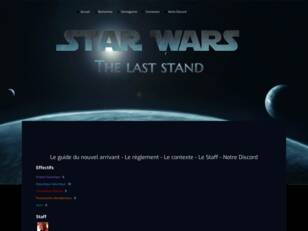 Star Wars : The Last Stand