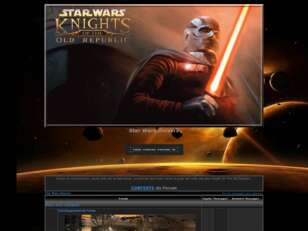 Star Wars Univers - The Old Republic