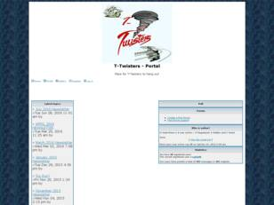Free forum : T-Twisters