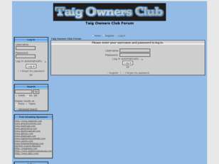 Taig Owners Club