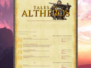 Tales of Altheros