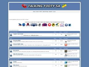 Talking Footy SA