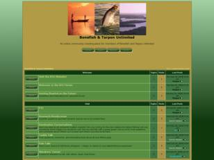 Free forum : Bonefish & Tarpon Unlimited