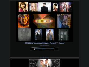 ~Doctor Who & Torchwood Roleplay~