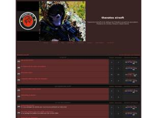 thanatos airsoft