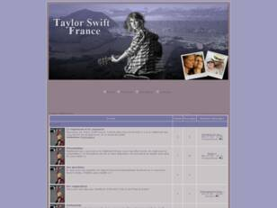 Taylor Swift France