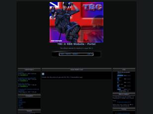 TBC Jr Website Rainbow 6 Team