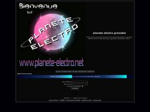 PLANETE ELECTRO association danse electro grenoble