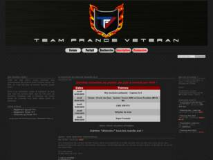 Team France Veteran - Communauté Gran Turismo & Simracing