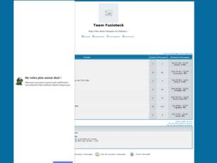 Forum gratuit : Team Fuzioteck