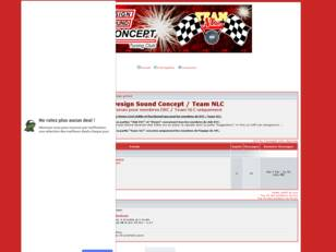 Club de tuning DSC et Team SPL NLC