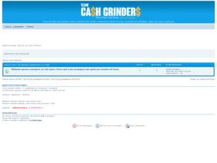 Team CashGrinders Forum