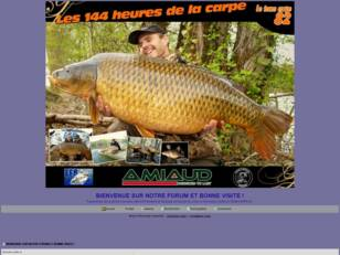 créer un forum : TEAM CARPE 82
