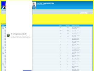 Forum gratuit : FORUM TEAM HERVIEU