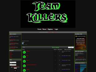 Forum gratis : Team Killers