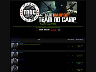Team No Camp [TNC]