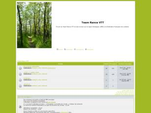 creer un forum : Team Rance VTT