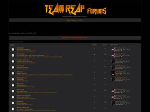 Team ReAp Forums