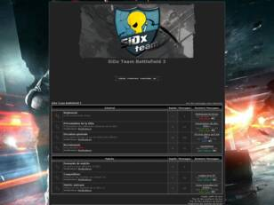 Forum officiel de la SiDx Team Battlefield 3