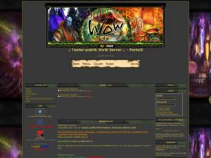 Forum gratis : Teatar-publik {MaNGoS} WoW Server