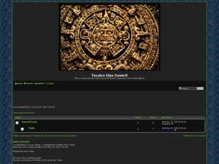 Free forum : Tecalco Clan Council