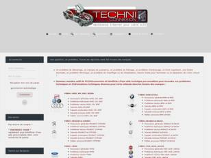 TECHNIconnexion, forum automobile technique.