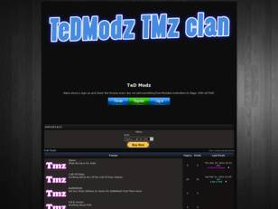 Free forum : TeD Modz