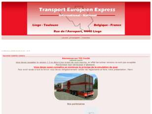 Transport européen express