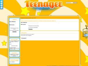 Teenager - Le forum des Ados