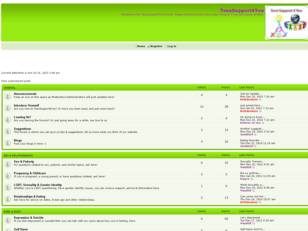 Free forum : TeenSuppport4You