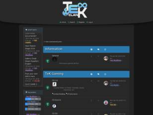 TeK Community: The Next Level of Gaming