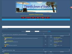 Tenerife Forum of Fun