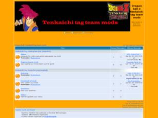 Foro gratis : dragon ball z tenkaichi tag team mods