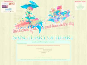 Test Sanctuary of Heart