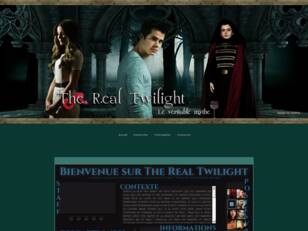 The Real Twilight